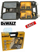 Immagine di Box DeWALT 90 accessori DT9296
